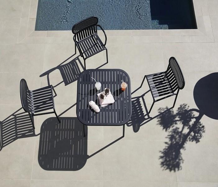 Krzes³a ogrodowe