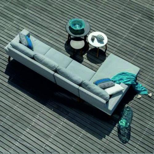 System ogrodowych sof modu³owych